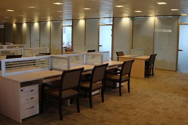 合肥办公室装修隔断-合肥卓创装饰公司