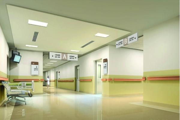 合肥医院装修