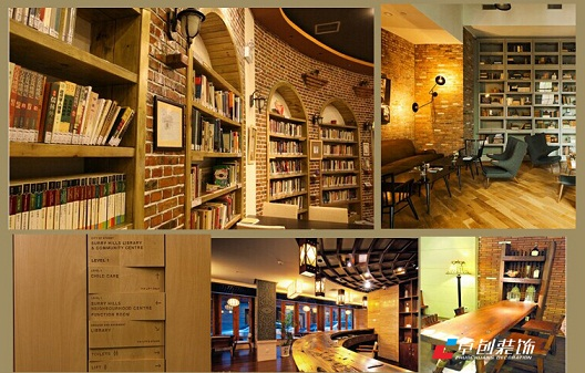 安徽大学图书馆创意设计