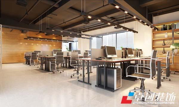 合肥办公室装修环保装修-装修常识-卓创建筑装饰