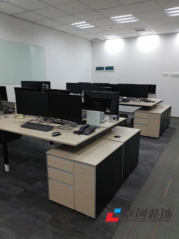 合肥办公室装修设计实景案例