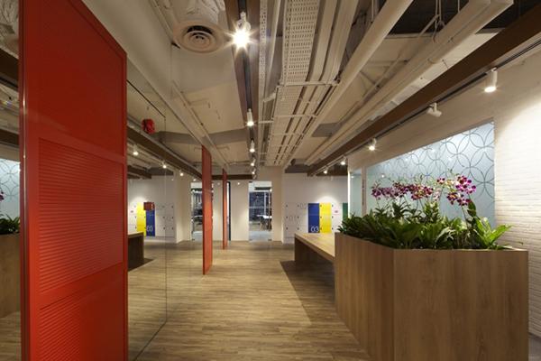 合肥办公室装修设计