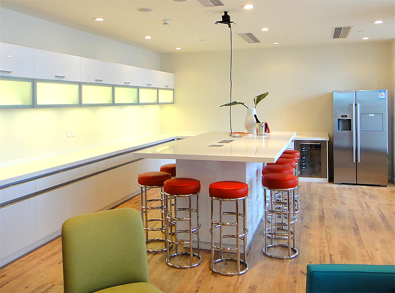 合肥卓创装饰企业专业办公室装修设计