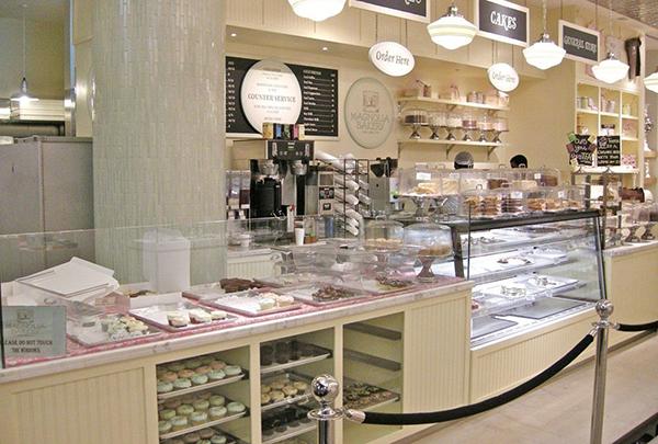 安徽卓创装饰专业蛋糕店装修设计-蛋糕店装修效果图