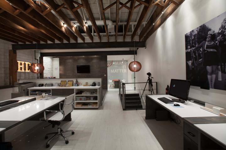 200平办公室装修设计-合肥卓创装修公司