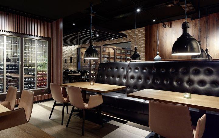 餐饮店面装修设计-合肥卓创装饰公司