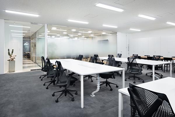 办公室装修设计效果图-性价比最高的办公室装修公司-卓创装饰公司
