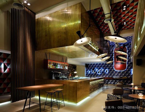 合肥咖啡店装修设计公司