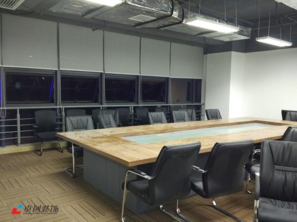 1300平办公室装修改造会议室如何设计