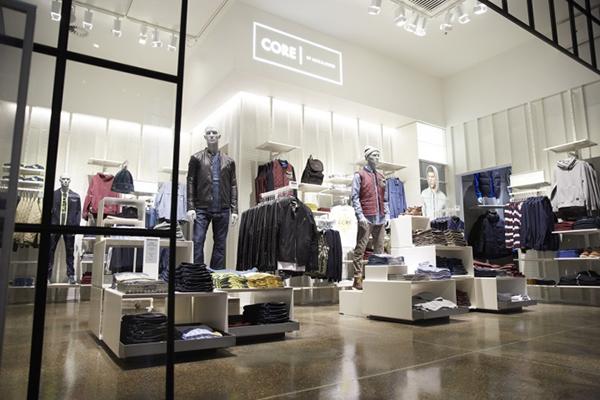 时尚男装店装修要多少钱?