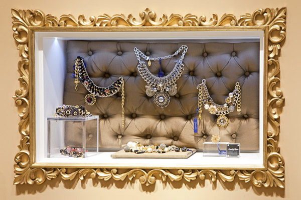 合肥珠宝店装修设计怎样让客户一见钟情
