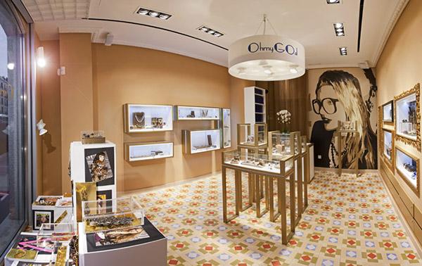 合肥珠宝店设计如何装修能促进客户的购买欲