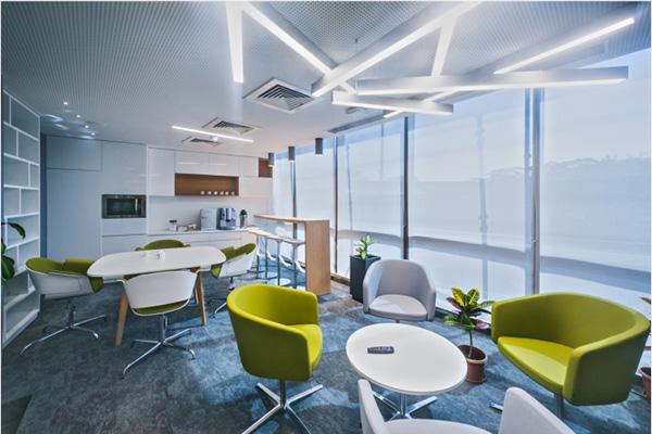 小型办公室设计搭配要注意什么?