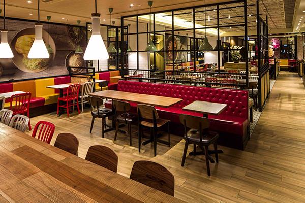 一个250平方的快餐店简单装修要花多少钱