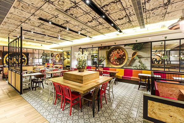 快餐店如何装修比较好?