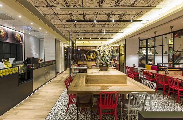 装修150平米中式快餐店大概多少钱