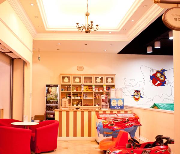 合肥哪家儿童影楼装修比较吸引孩子?
