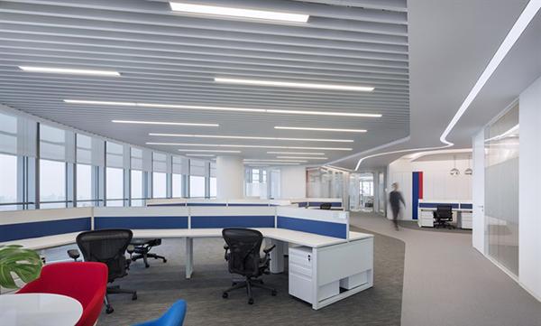 现代简约办公室设计手法与理念都有哪些