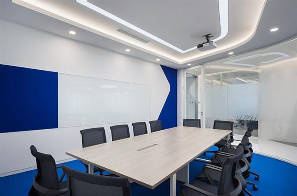 现代简约办公室装修设计有什么特点