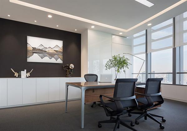 简约办公室装修办公空间设计那家好?