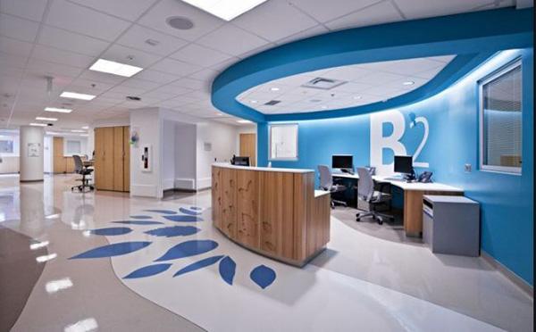 合肥儿童医院装修翻新设计的注意事项