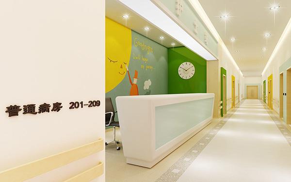 儿童医院装修用什么材料好呢?