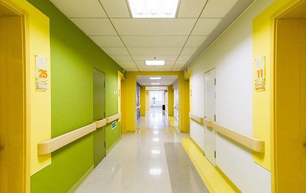 合肥儿童医院装修公司哪家好