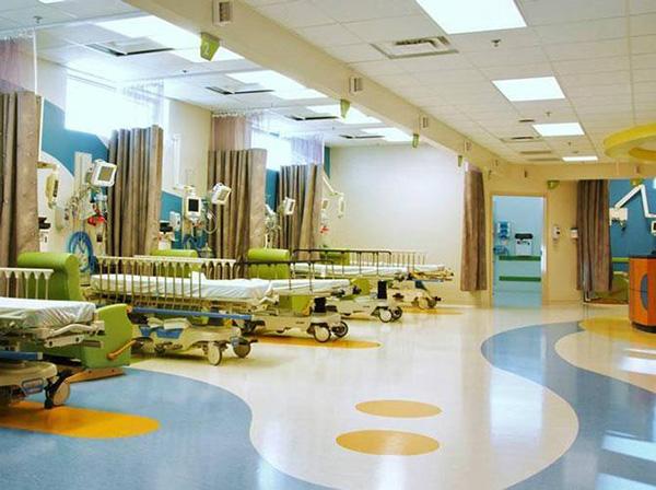 合肥儿童医院整体解决方案