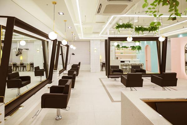 美发店如何进行装饰布局设计?