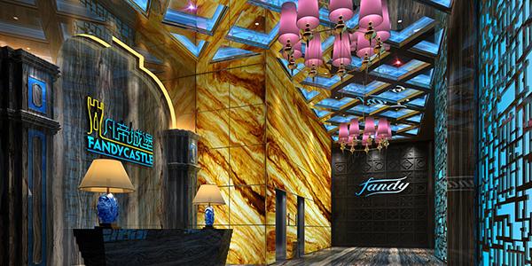 主题酒吧装修风格装修效果图片