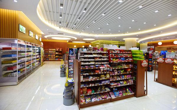 便利店如何进行卖场规划设计?