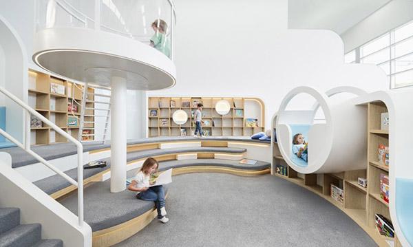 打听一下合肥幼儿园装修设计效果哪种好?