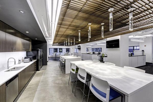合肥最潮流简约的办公室装修类型