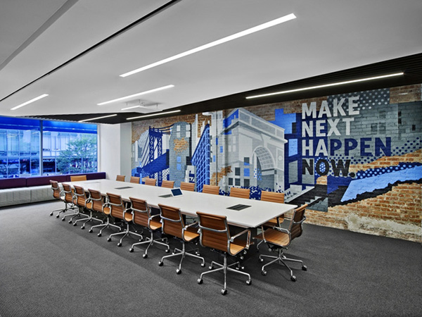 合肥办公室装修设计的设计规划要点如何进行?