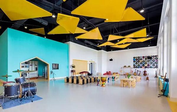幼儿园装修设计,专业培训学校设计,游泳馆设计公司,亲子早教中心装修