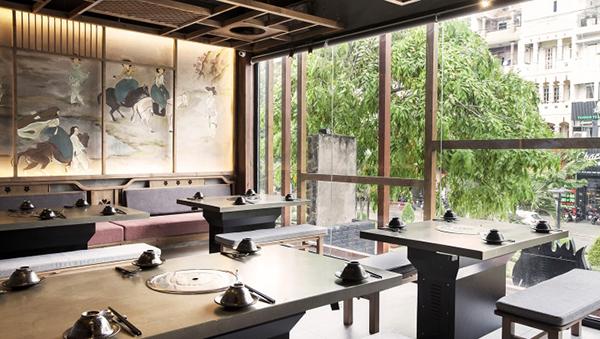 合肥餐饮店面设计中有哪些可以有效提升空间使用率的方法