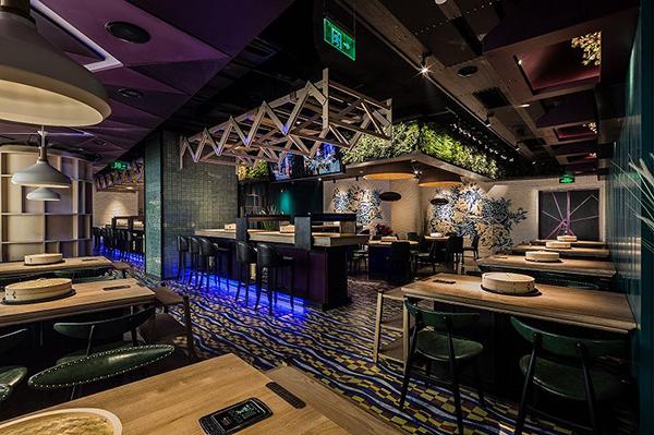餐饮店装修常见设计事项?如何营造舒适温馨的用餐环境