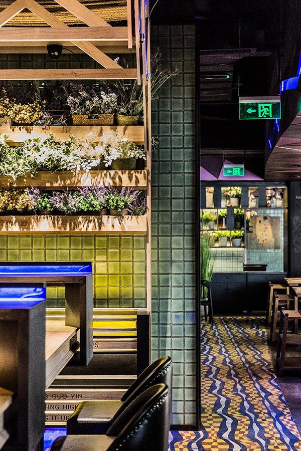 合肥餐饮店装修设计餐饮空间布置要点分析