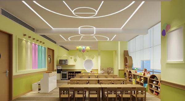 合肥装修公司分析幼儿园设计应该考虑哪些问题