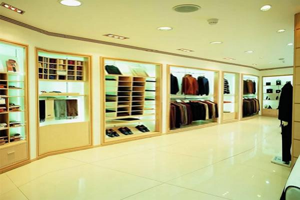 专卖店装修设计效果图-服务项目-卓创建筑装饰